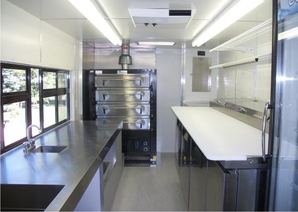 Pizza Trucks Of Canada Design